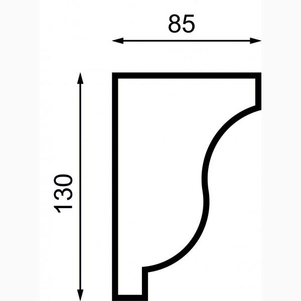 Карнизы AД-K 130-1