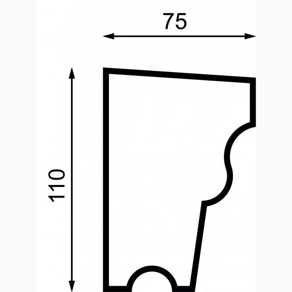 Подоконики AД-П 110-1