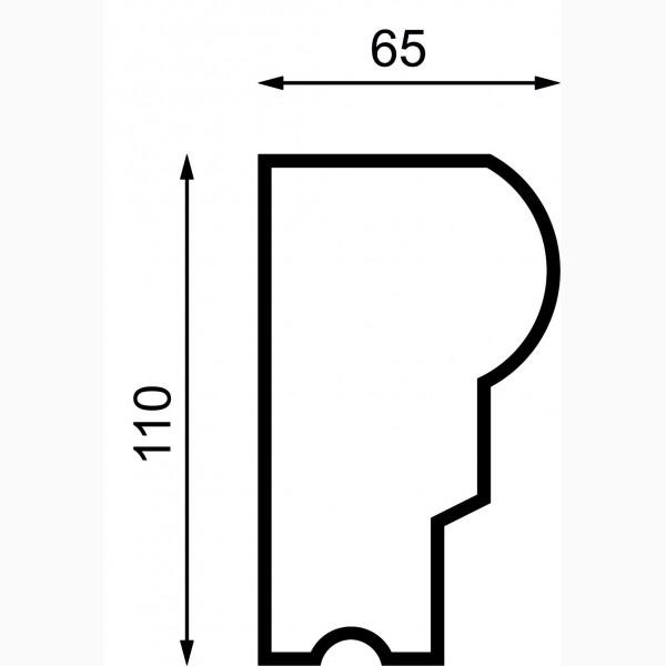 Подоконики AД-П 110-2
