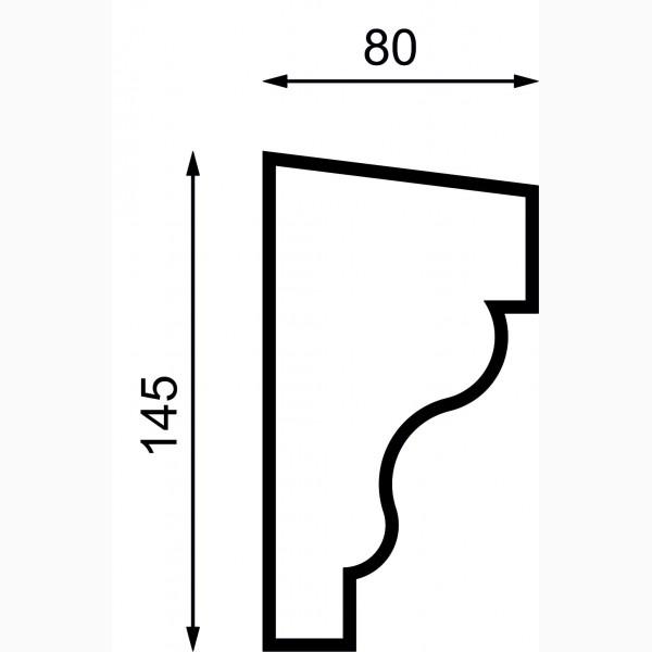 Подоконики AД-П 145-1