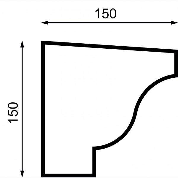 Подоконики AД-П 150-3