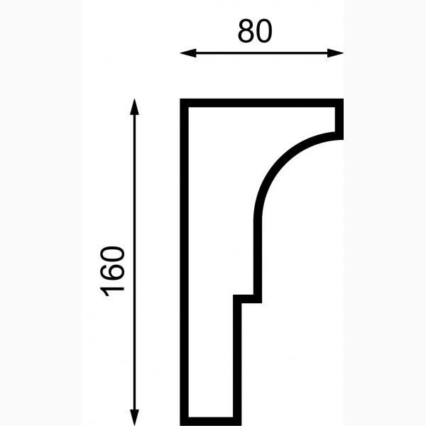 Подоконики AД-П 160-1