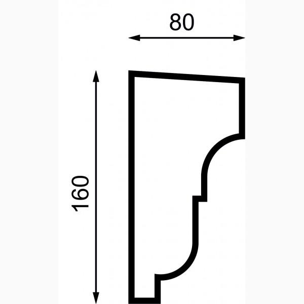 Подоконики AД-П 160-2