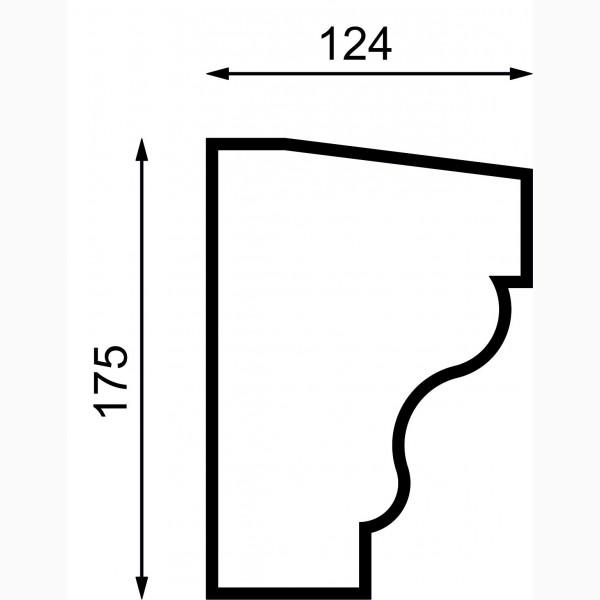 Подоконики AД-П 175-1