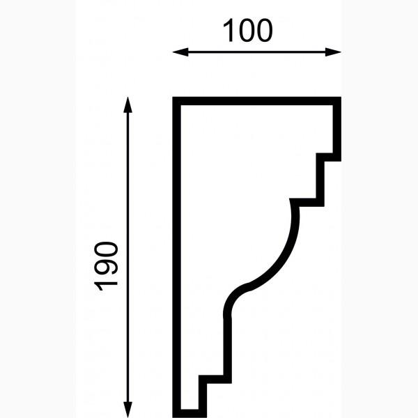Подоконики AД-П 190-1