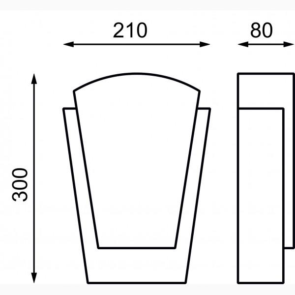 Замковые камни AД-ЗK 300-1